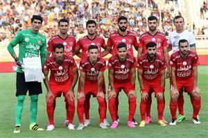 زمان ( تاریخ و ساعت ) بازی پرسپولیس و صنعت نفت آبادان هفته 10 لیگ برتر جام خلیج فارس
