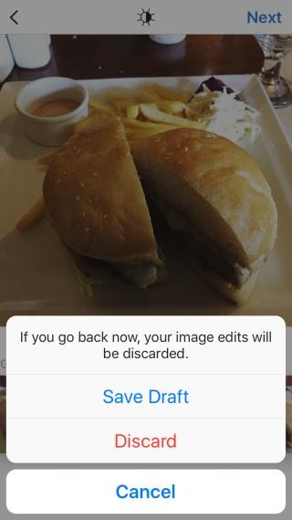 آموزش تصویری پیش نویس کردن پست های اینستاگرام