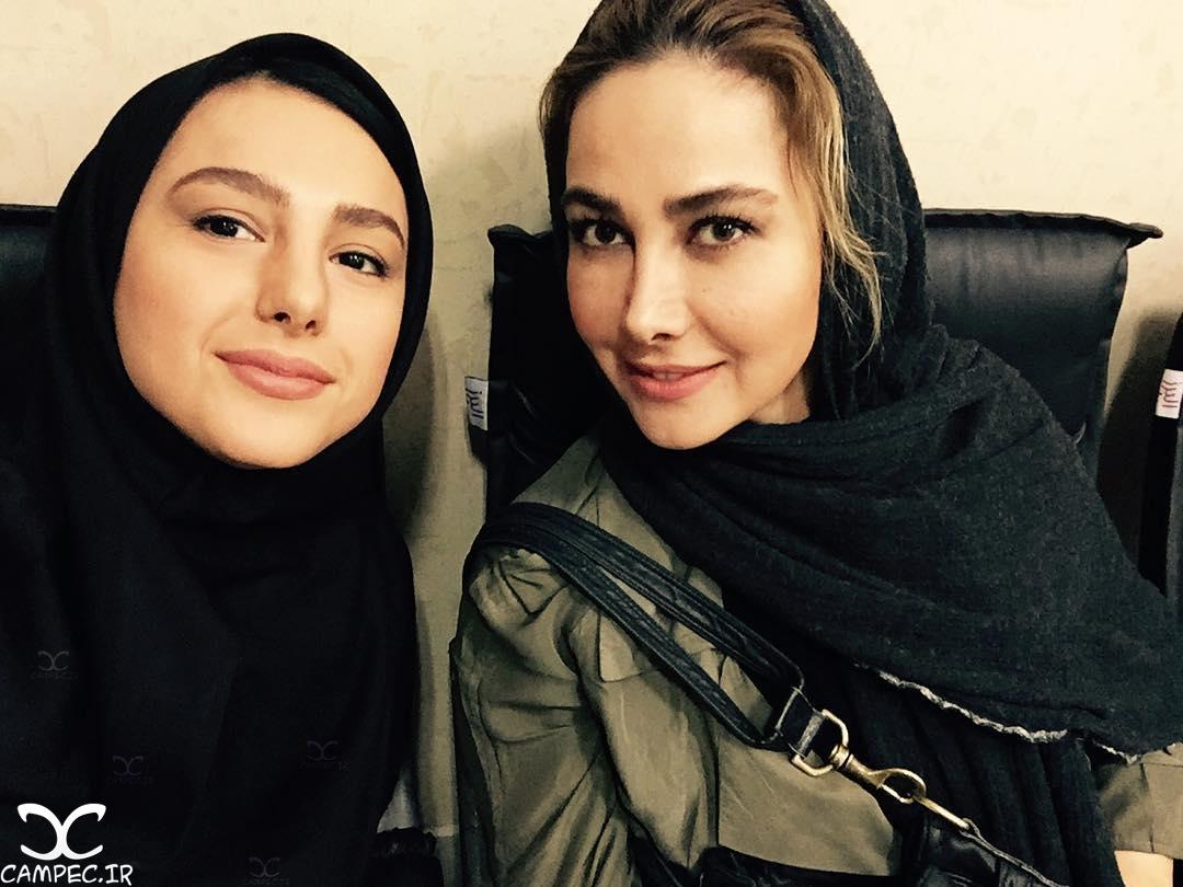 جوانه دلشاد با آنا نعمتی
