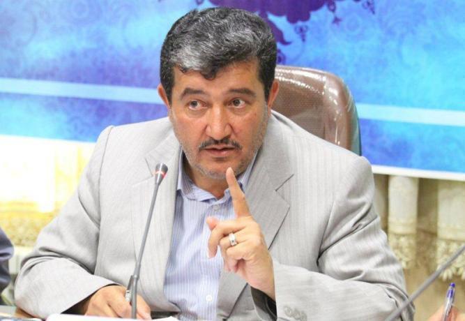امیر خجسته -نماینده مردم همدان و فامنین در مجلس شواری اسلامی