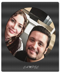 مهران رنجبر | بیوگرافی عکسها و ازدواج مهران رنجبر