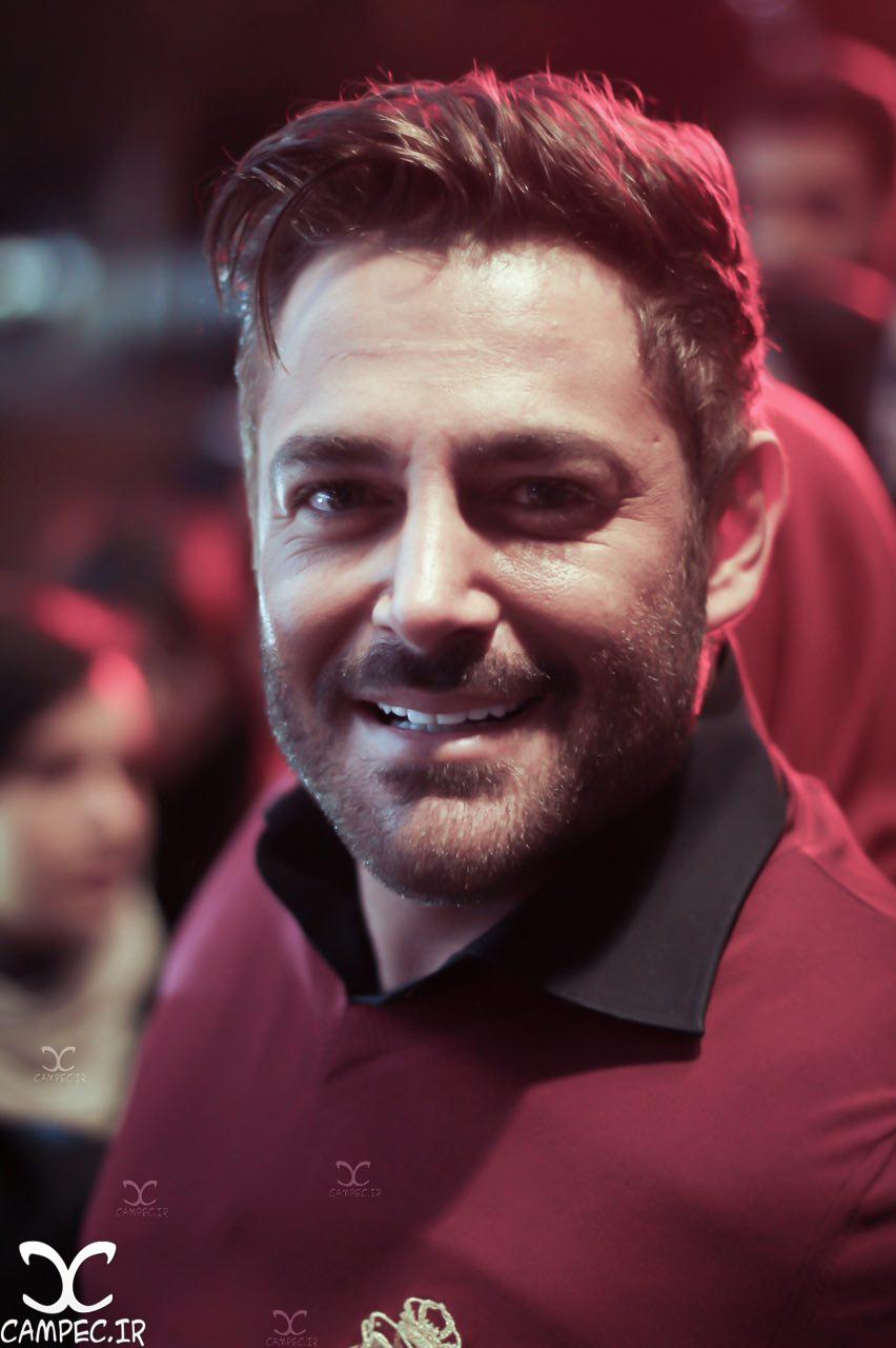 محمدرضا گلزار در دورهمی خصوصی سریال عاشقانه