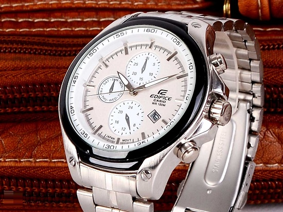 ساعت مچی کاسیو 326 صفحه سفید