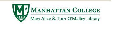 دانلود رایگان مقاله - اکانت دانشگاه  Manhattan در نیویورک