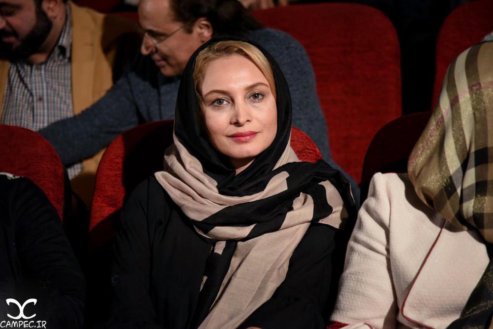 مریم کاویانی در اکران خصوصی فیلم جاودانگی