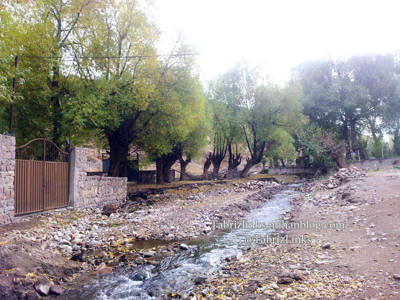 روستای سهند