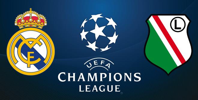 <h3>پخش زنده و انلاین بازی رئال مادرید و لژیا ورشو</h3>