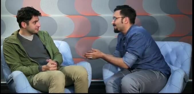 دانلود فیلم مصاحبه جدید با علی ضیا بعد از سه سال سکوت در آبان 95