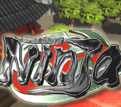 دانلود ترینر بازی Diorama Battle of NINJA