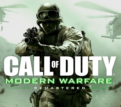 دانلود کرک سالم بازی Call of Duty Modern Warfare Remastered