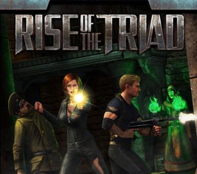 دانلود ترینر بازی ظهور تریاد Rise of the Triad 2013