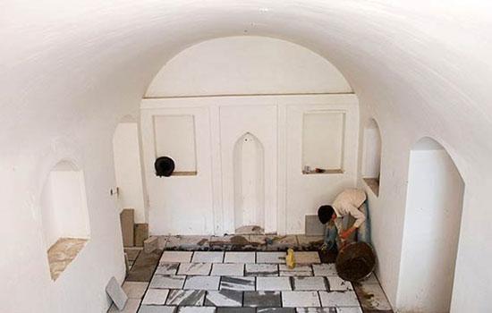 مرمت خانه در تبریز