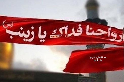 عکس مدافعان حرم حضرت زینب