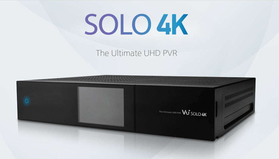 SOLO 4K - فروش رسیور ویوپلاس SOLO 4K
