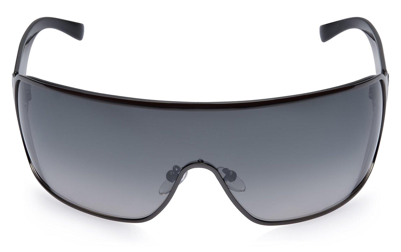 عینک پلیس قاب کاچویی بزرگ