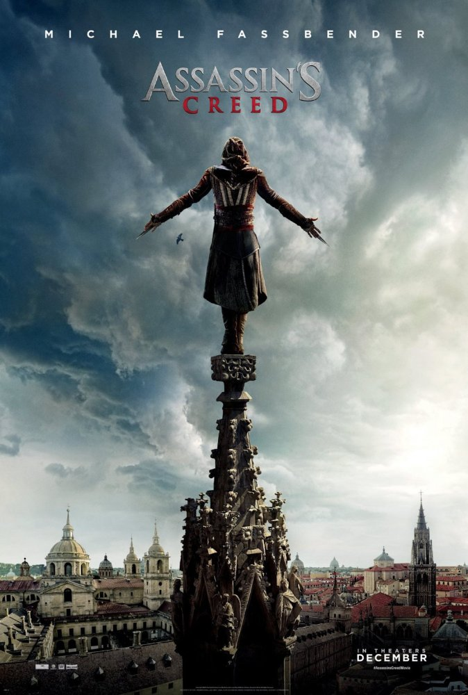 تریلر فیلم Assassin's Creed (2016)