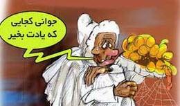 دکتر هم با ما سر یاری نداشت  خونه و گاو و خر و گاری نداشت   بی سبب ترشیده گشتم الامان  حافظ هم در وصف ما فالی نداشت