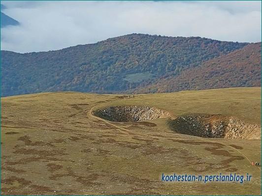 نقش پای رستم الیمستان