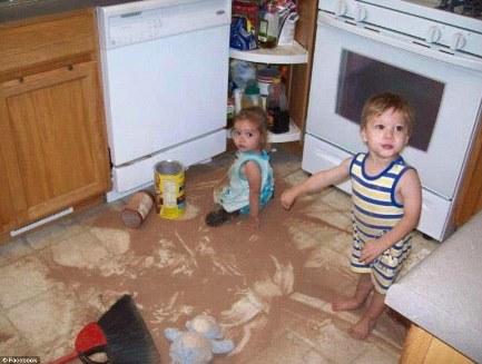کثیف کاری کودک