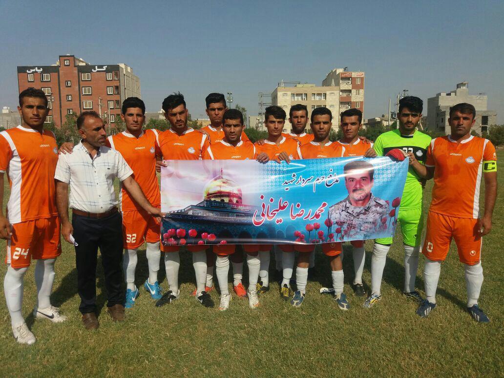 نتایج هفته سوم مسابقات فوتبال لیگ دسته اول بزرگسالان باشگاهی خوزستان به همراه جدول رده بندی