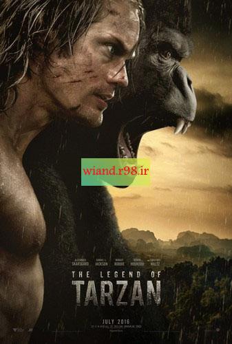 دانلود فیلم تارزان The Legend of Tarzan 2016