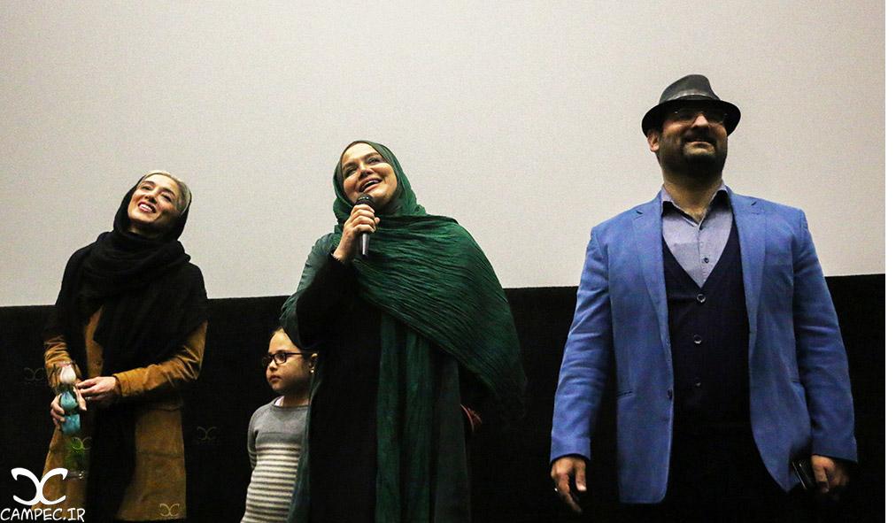 مراسم اکران فیلم نفس
