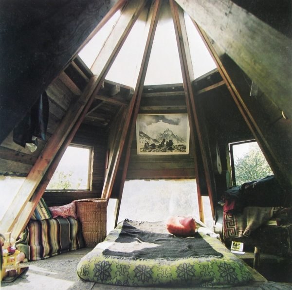 عکس اتاق خواب با تخت کم ارتفاع1