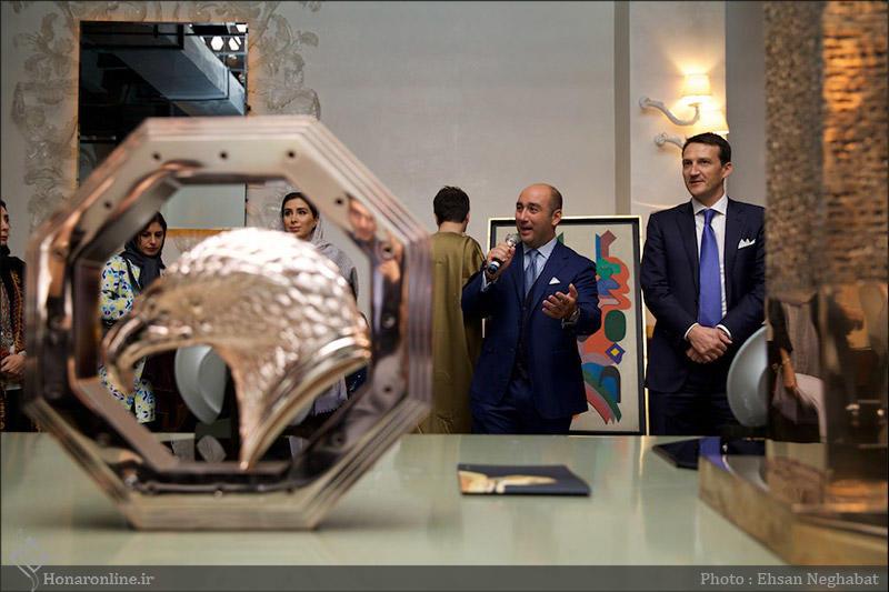 نمایندگی استفانو ریچی در تهران