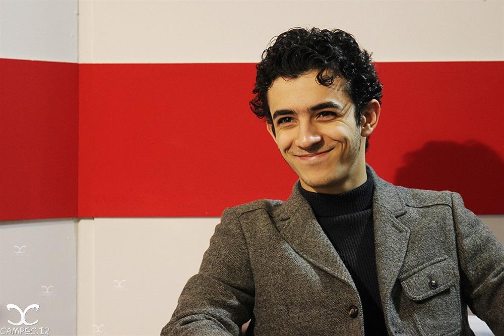 علی شادمان در نمایشگاه مطبوعات