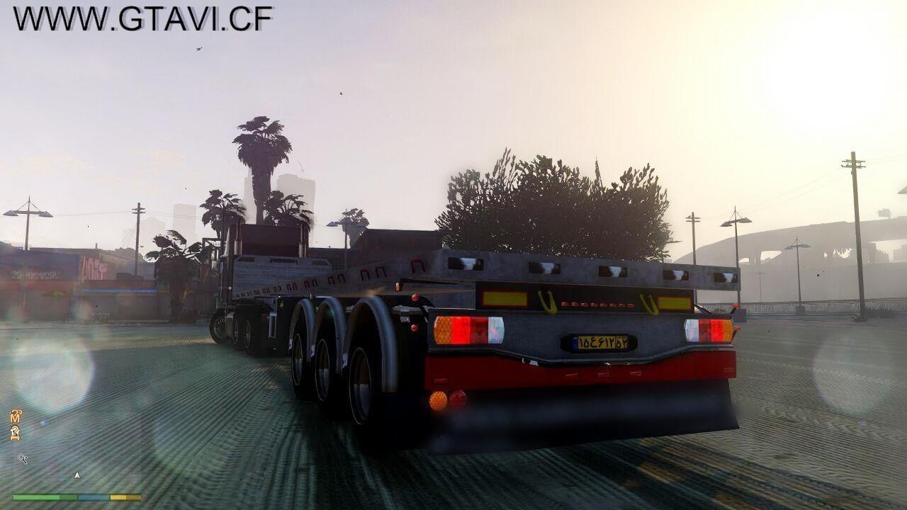 دانلود تریلر کفی برای بازی GTA V