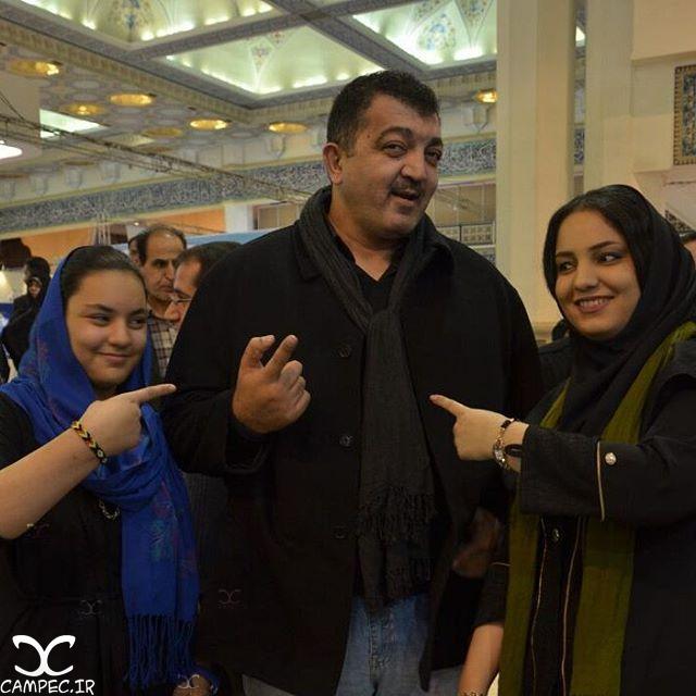 همسر و فرزندان احمد ایراندوست | بیوگرافی