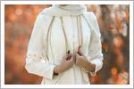 مدل مانتو سفید مناسب عروس