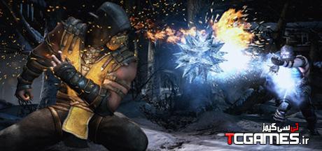 سیو کامل بازی Mortal Kombat X