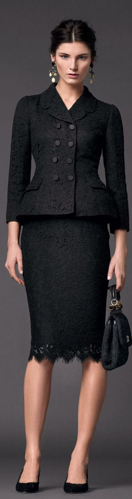 جدیدترین مدل کت دامن مجلسی مشکی زنانه و دخترانه