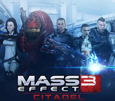 دانلود کرک نهایی بازی Mass Effect 3 Citadel