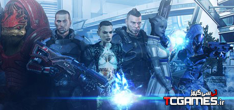 کرک نهایی بازی Mass Effect 3 Citadel