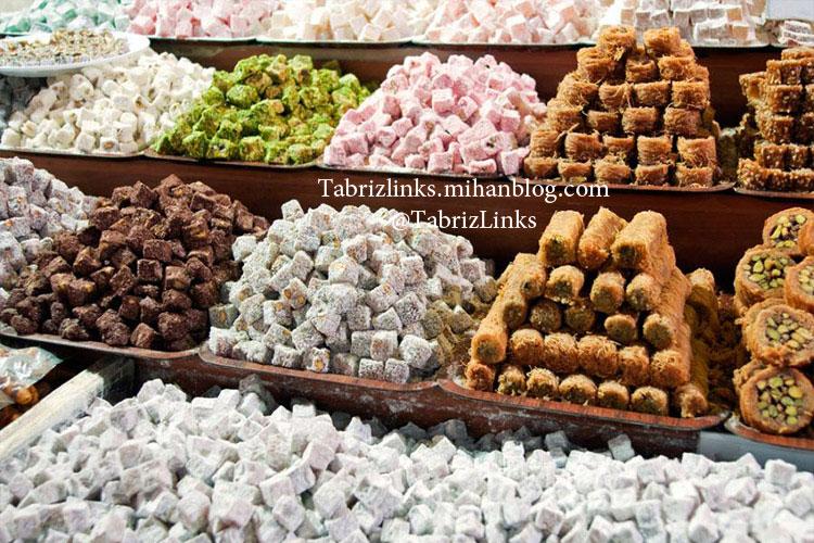 سوغاتی تبریز