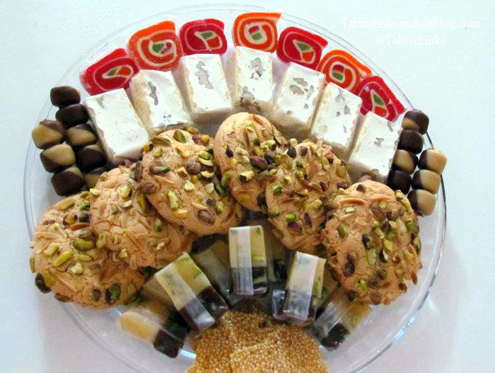 سوغات آذربایجان