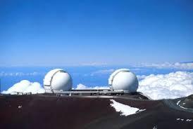 تلسکوپ های دوقلوی کِک