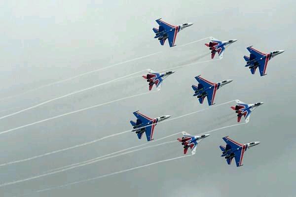 سلحشوران روسي» در راه ايران