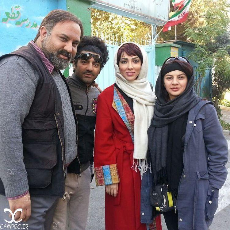 لیلا اوتادی و کاوه آهنگر بازیگران فیلم آزاد به قید شرط