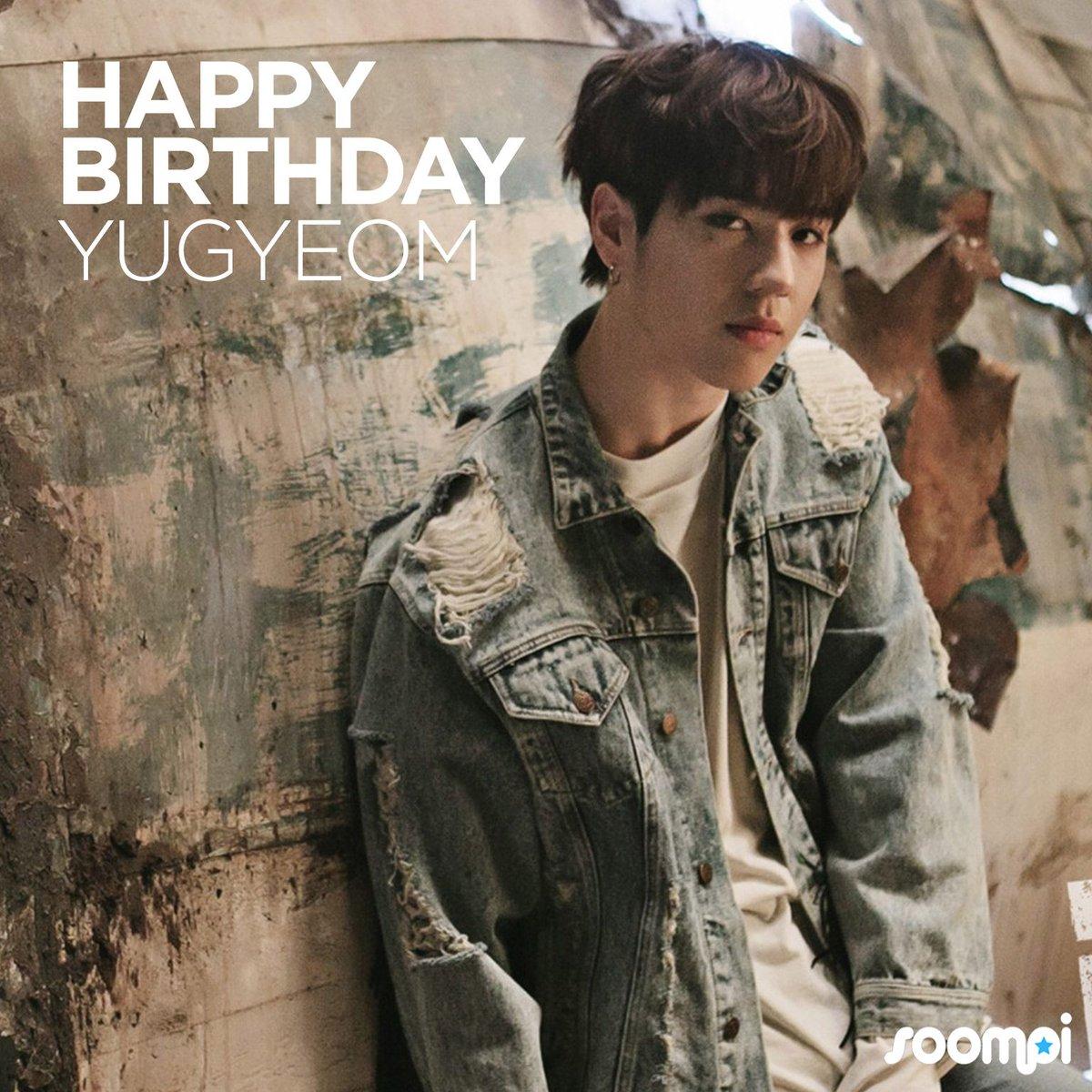 Happy birthday Yugyeom