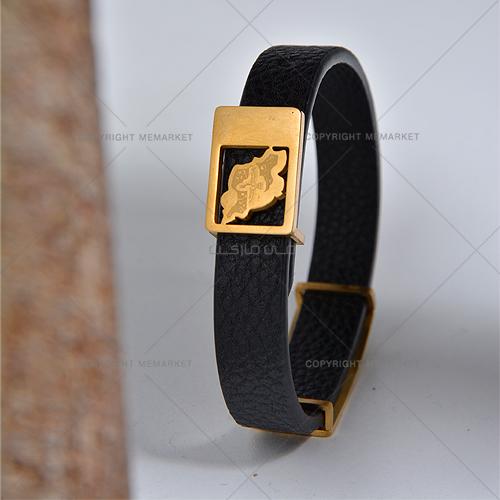 خرید درب منزل دستبند نقشه ایران از فروشگاه گیره بینی نوزآپ