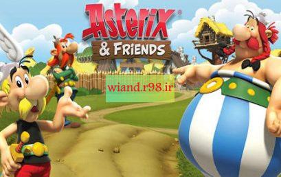 Asterix and Friends 1.3.1 بازی اندرویدی آستریکس و دوستان