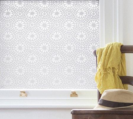 برچسب شیشه مات کن، راه حلی آسان برای حفظ حریم خصوصی