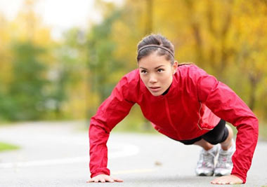 تمریناتی برای تناسب اندام و افزایش تعادل بدن (+تصاویر متحرک)