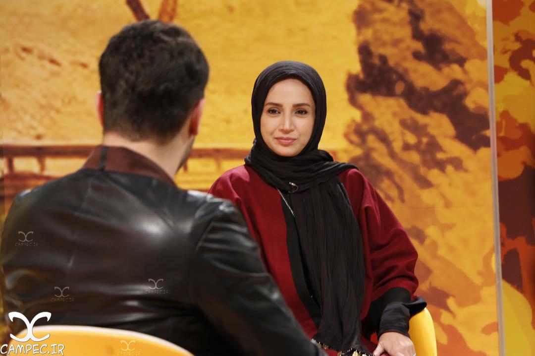 شبنم قلی خانی در برنامه خوشا شیراز