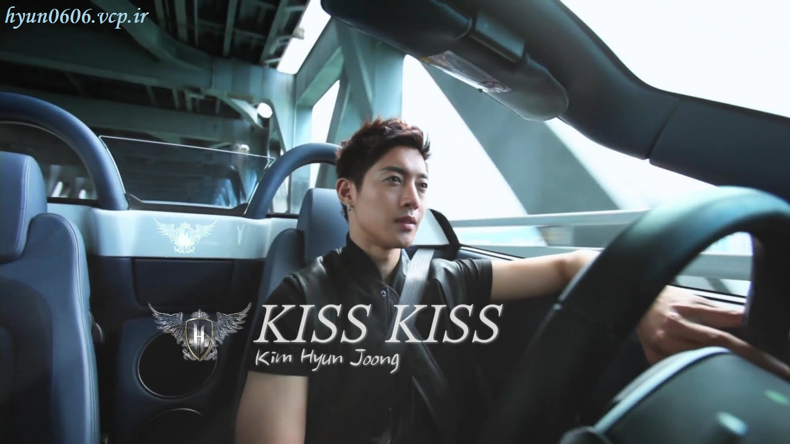 Music Video_Kim hyun joong - Kiss Kiss