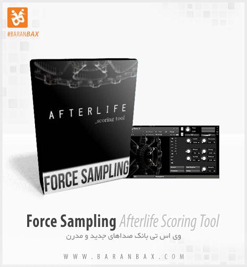دانلود وی اس تی بانک صدا Force Sampling Afterlife Scoring Tool