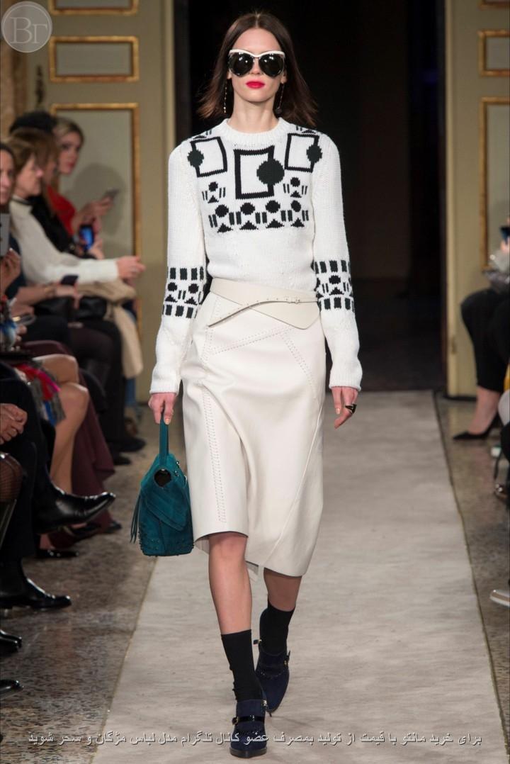 جدیدترین مدل ست لباس زنانه زمستانی